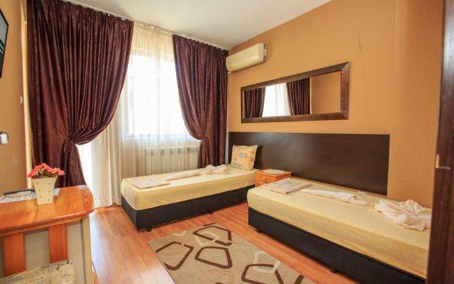 Отель Guest House Amore Болгария, Сандански - отзывы, цены и фото номеров - забронировать отель Guest House Amore онлайн комната для гостей