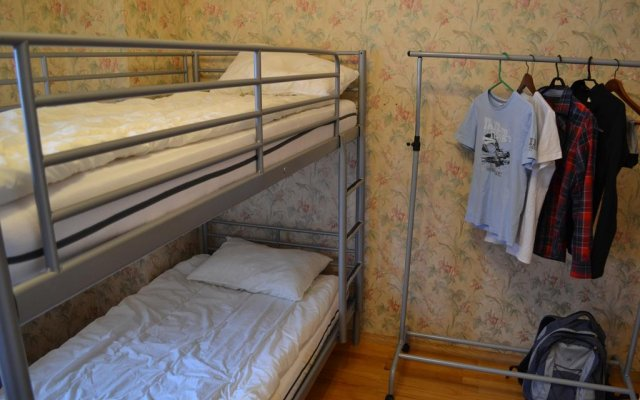 Green Mango Hostel комната для гостей