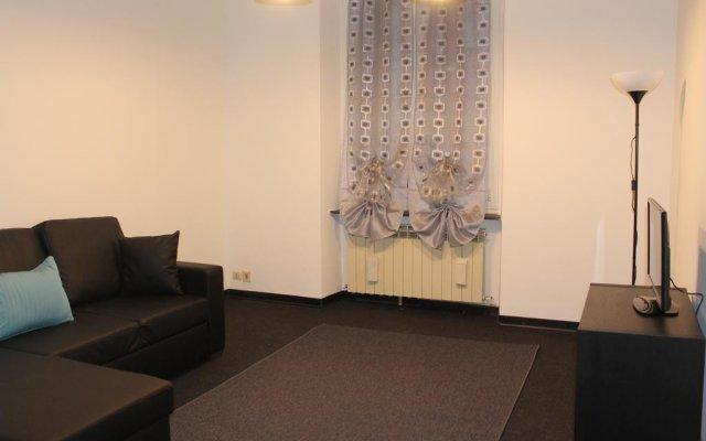 Отель Attico in Centro Генуя комната для гостей
