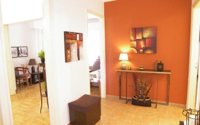 Отель Pedion Areos Park 3 Center 3 комната для гостей