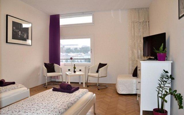 Отель Castle and Danube Panorama комната для гостей