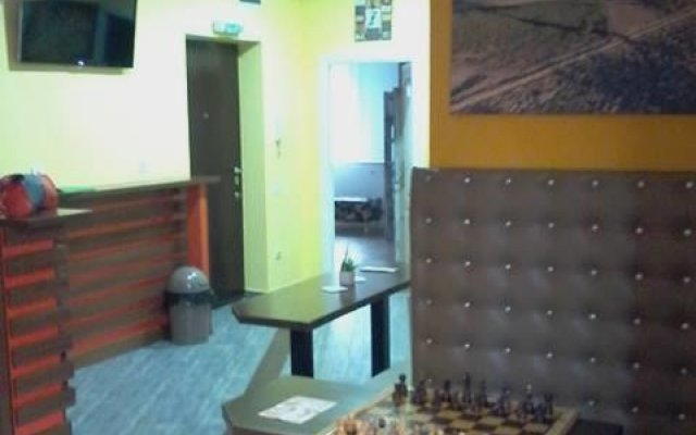 Hostel Gatta Donna комната для гостей