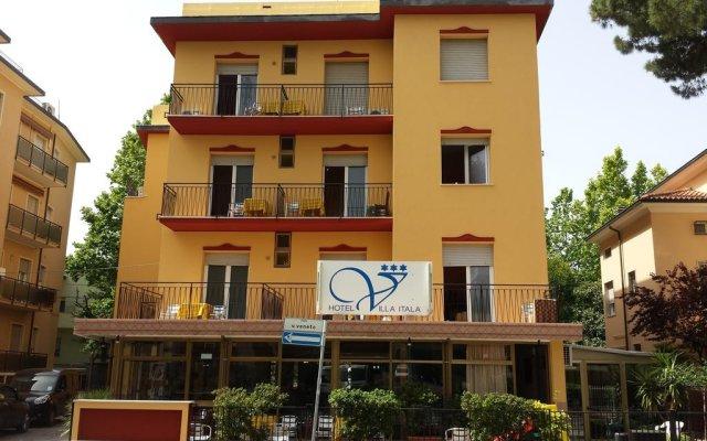 Hotel Villa Itala вид на фасад