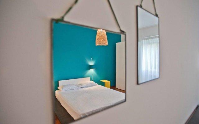 Отель B&B La Casa di Bibi Лечче комната для гостей