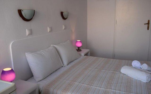 Отель Cyclades комната для гостей