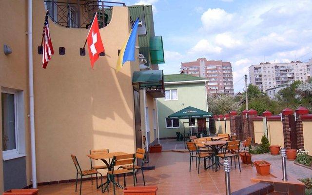 Гостиница Pansion