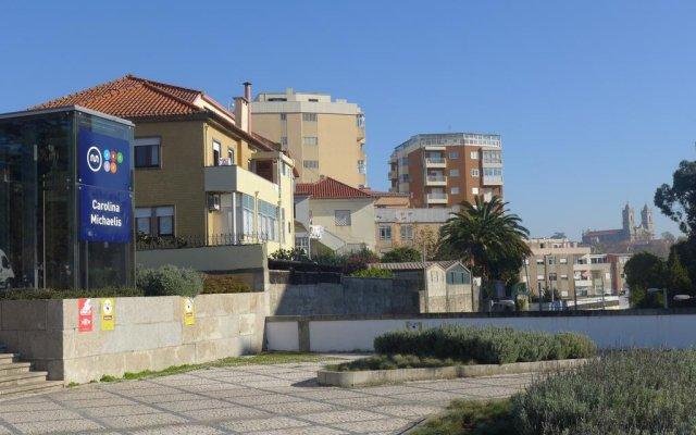 Отель Carolina Michaelis House вид на фасад
