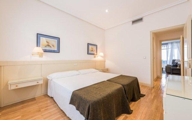 Отель Apartamentos Los Jeronimos Испания, Мадрид - отзывы, цены и фото номеров - забронировать отель Apartamentos Los Jeronimos онлайн комната для гостей