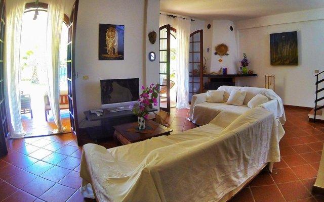 Отель Villa Verde Аренелла комната для гостей