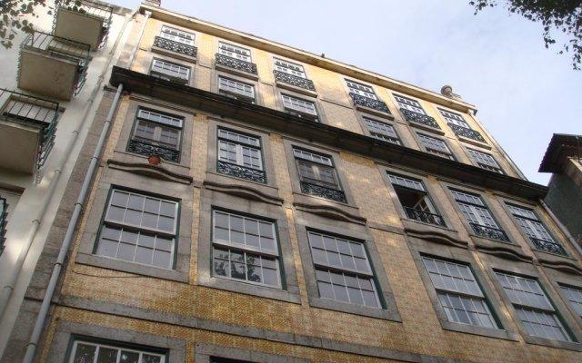 Отель Casa do Tio - Virtudes вид на фасад