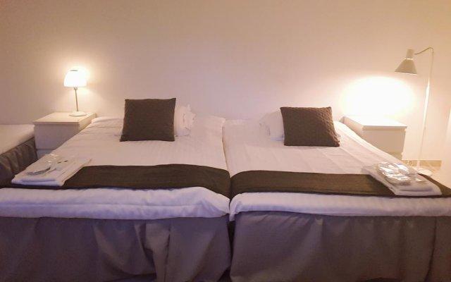 Отель Villa Vega Apartments Швеция, Лунд - отзывы, цены и фото номеров - забронировать отель Villa Vega Apartments онлайн комната для гостей
