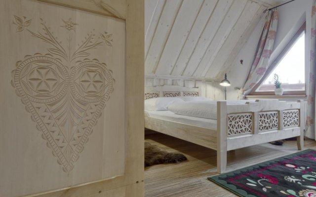 Отель Willa Tatiana Lux Закопане комната для гостей