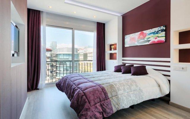 Отель Arenas View Plaza de España Испания, Барселона - отзывы, цены и фото номеров - забронировать отель Arenas View Plaza de España онлайн комната для гостей