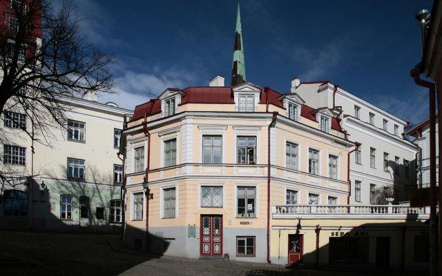 Отель Tallinn Backpackers Эстония, Таллин - отзывы, цены и фото номеров - забронировать отель Tallinn Backpackers онлайн вид на фасад