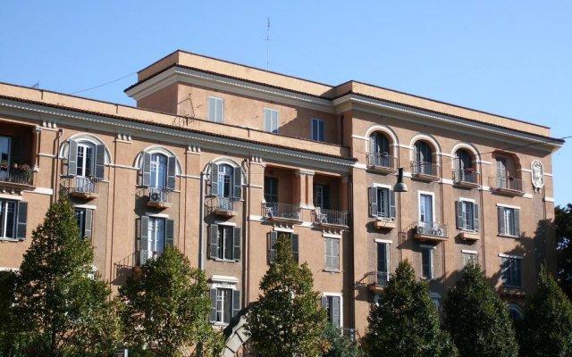 Отель Serendipity вид на фасад