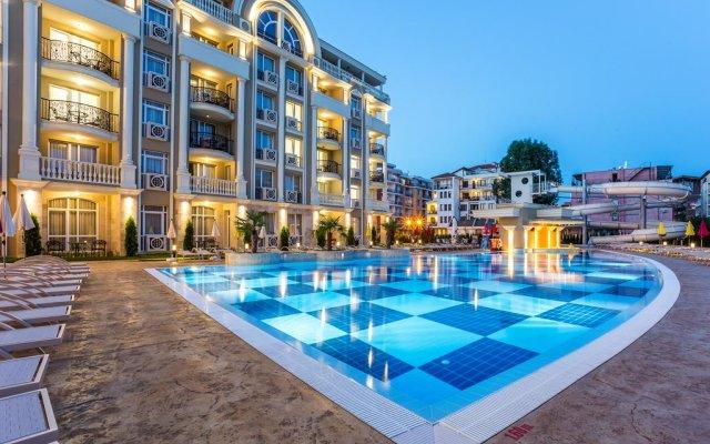 Hotel Renaissance Солнечный берег бассейн