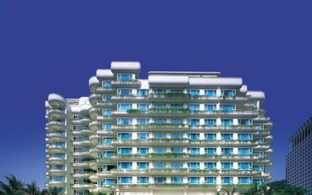 Апартаменты Shangri-La Apartments вид на фасад