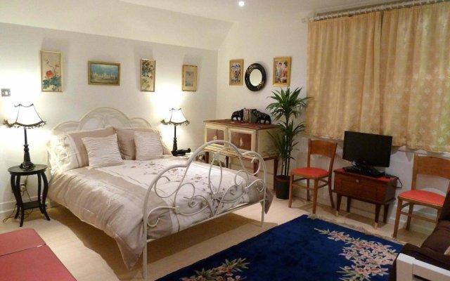 Отель Kemptown Atelier Великобритания, Кемптаун - отзывы, цены и фото номеров - забронировать отель Kemptown Atelier онлайн комната для гостей