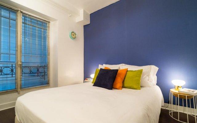 Отель Bastille Family - AC - Wifi Франция, Париж - отзывы, цены и фото номеров - забронировать отель Bastille Family - AC - Wifi онлайн комната для гостей