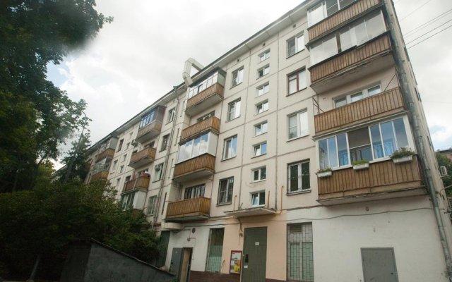 Апартаменты Kvart Павелецкая вид на фасад