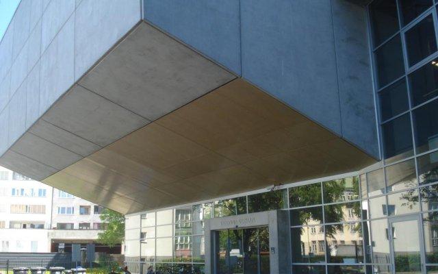 Отель Villa Alle вид на фасад