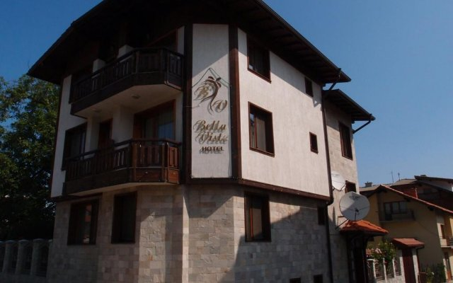 Bella Vista Family Hotel вид на фасад