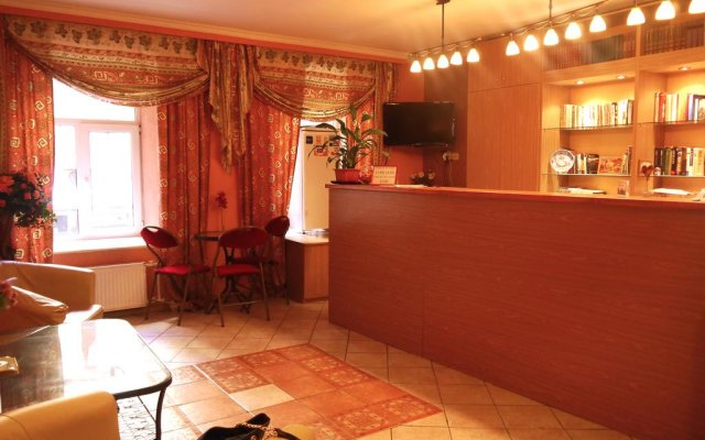 Отель Central Inn - Атмосфера Санкт-Петербург интерьер отеля