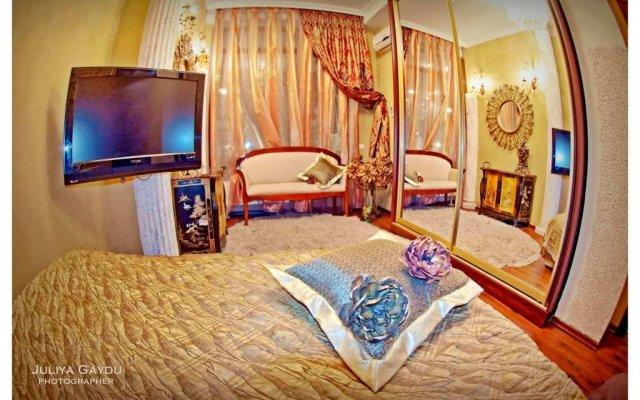 Апартаменты Penthouse Apartment комната для гостей