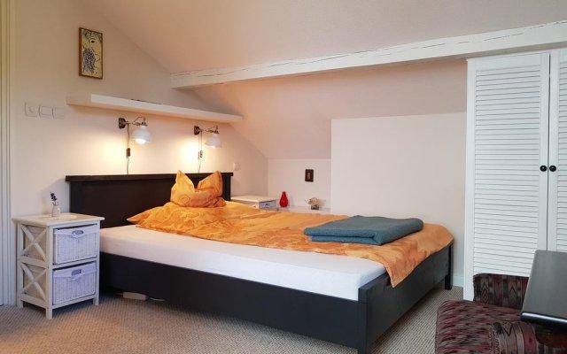 Отель Citadella Guesthouse Будапешт комната для гостей