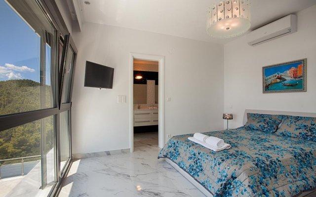 Отель Villa White Pearl комната для гостей