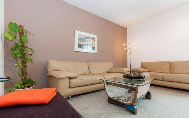 Апартаменты Glockenbach Apartment Мюнхен комната для гостей