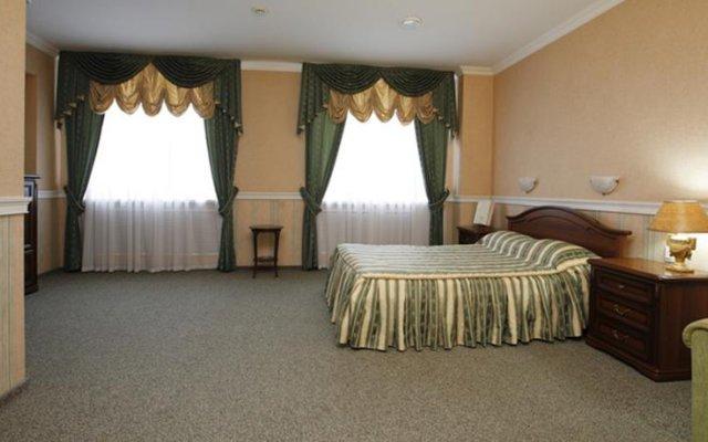 Hotel Atlantida Spa Челябинск комната для гостей