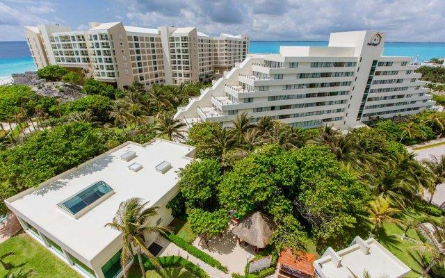 Отель Park Royal Cancun - Все включено вид на фасад