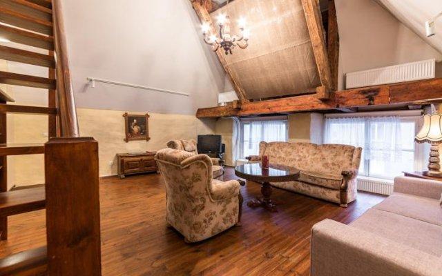 Отель Kullassepa Residence Таллин комната для гостей