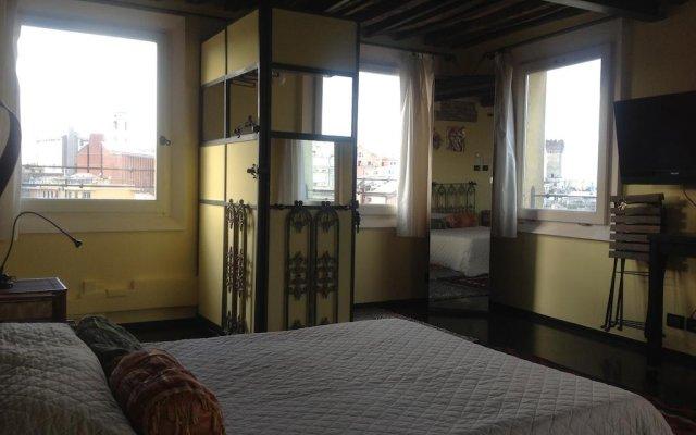 Отель La Torre Генуя комната для гостей