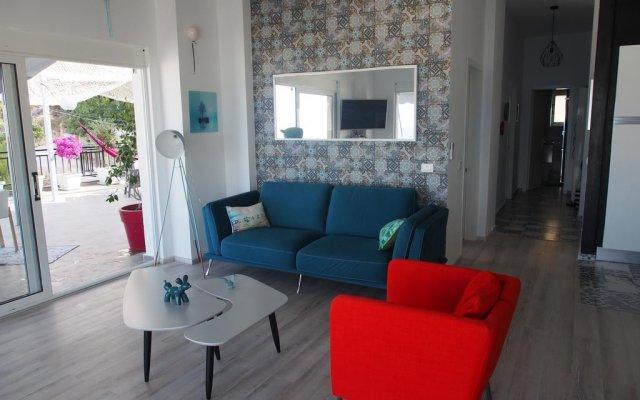Отель Summer Dream Penthouse Албания, Саранда - отзывы, цены и фото номеров - забронировать отель Summer Dream Penthouse онлайн комната для гостей