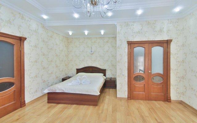 Апартаменты One Bedroom Premium Apartments Москва комната для гостей