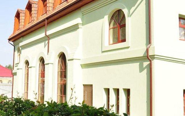 Club Hotel вид на фасад