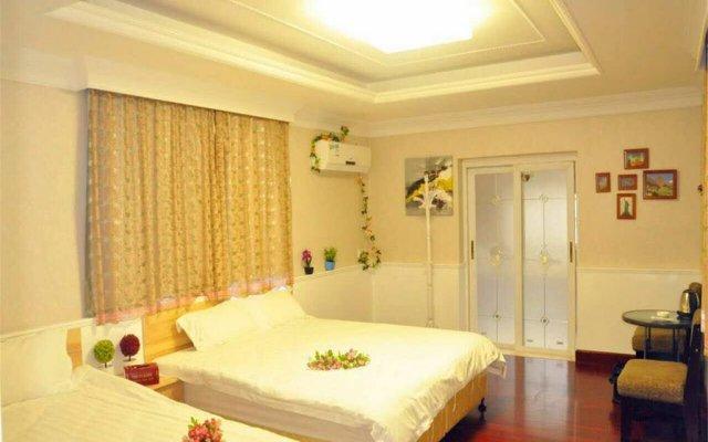 Отель Xiamen Luxin Xiaozhan Китай, Сямынь - отзывы, цены и фото номеров - забронировать отель Xiamen Luxin Xiaozhan онлайн комната для гостей