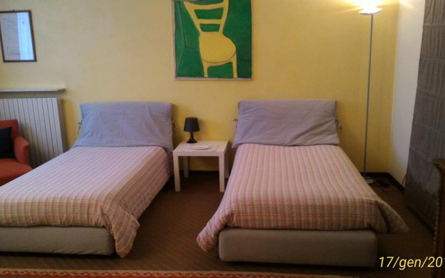 Отель B&B Del Borgo Пьяченца комната для гостей