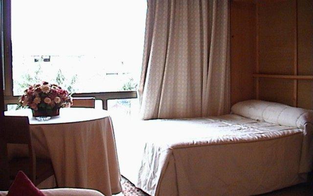 Апартаменты Apartment Plaza de Pradollano комната для гостей
