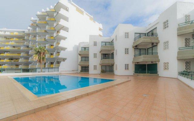 Отель Algamar Португалия, Виламура - отзывы, цены и фото номеров - забронировать отель Algamar онлайн бассейн