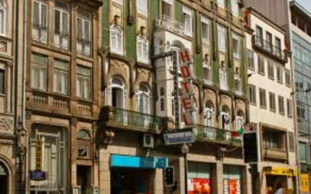 Отель Peninsular вид на фасад