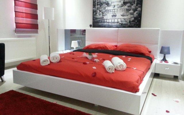 Ser & Ad Residence Турция, Гузеляли - отзывы, цены и фото номеров - забронировать отель Ser & Ad Residence онлайн комната для гостей