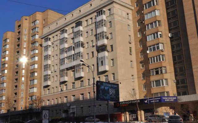 Апартаменты City Apartments Таганка вид на фасад