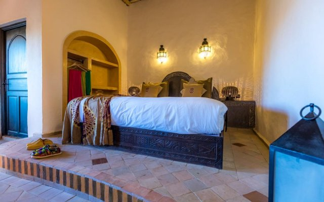 Отель Riad Madu Марокко, Мерзуга - отзывы, цены и фото номеров - забронировать отель Riad Madu онлайн комната для гостей