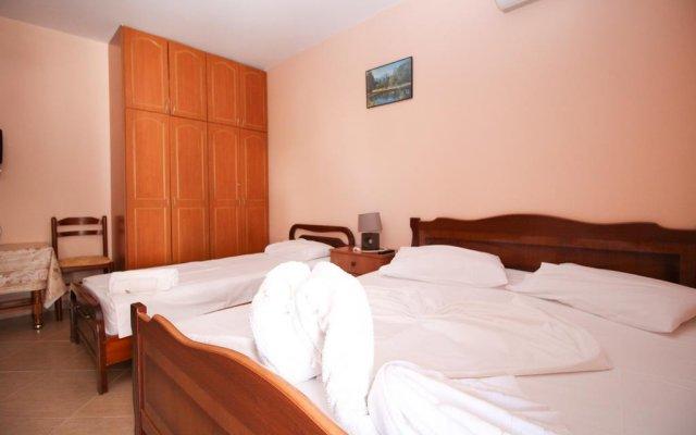 Отель Zace Studios Албания, Ксамил - отзывы, цены и фото номеров - забронировать отель Zace Studios онлайн комната для гостей