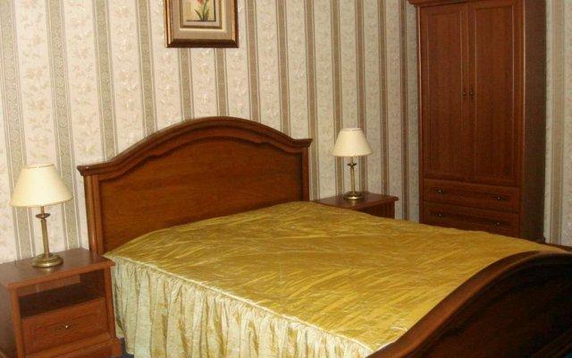 Отель Diplomat Aparthotel Киев комната для гостей