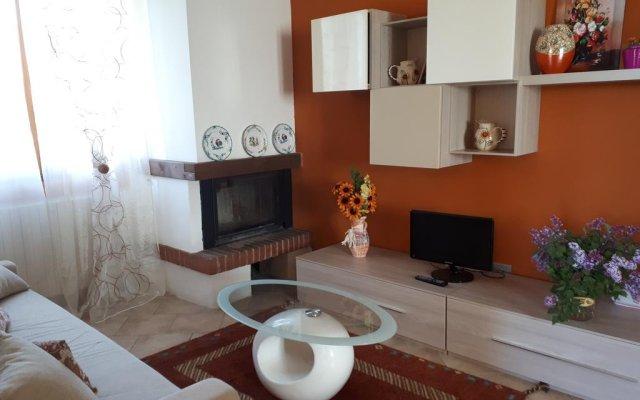 Отель Villa Anna Реггелло комната для гостей