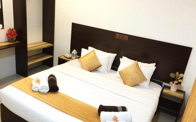 Отель Isola Guest House Остров Гасфинолу комната для гостей